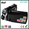 2.8 inch LCD display digital video camera with 12Mega pixels