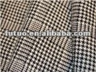 100% wool worsted fabric