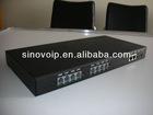 SinoV-X600 8 Port FXS FXO Voip IP PBX