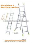aluminium fuction ladder