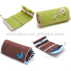 Fashion Butterfly Embroidery Jewellery Roll