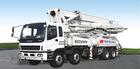 Concrete pump truck 4R37
