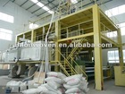 2012 new pp spunbond nonwoven fabric production line