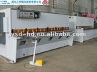 CNC Hydraulic Swing Beam Shear