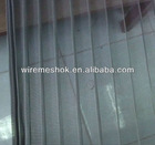pleated insect Window Screen