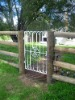 iron farm gate