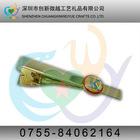 supply metal plain tie clip\bar