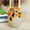 Ceramic candle holders home decor 07250