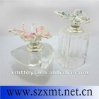 beautiful butterfly crystal perfume bottles