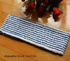 Microfiber mop cloth