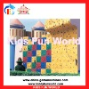 2012 Popular hot sale children climbing wall (KFW-C1001)