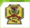 2012 wholesales embroidered patches badge