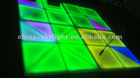SBS brand led dance floor