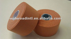 Rigid rayon sports strapping tape
