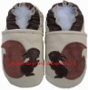 High quality Infant shoes squirrel design