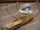 crystal unilock door handle & door locks SMD-6002