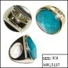 Fashion big Crystal Ring