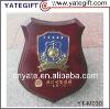 hot sale custom wooden shield