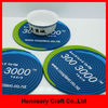 Fashion 3D soft pvc rubber silicone coaster