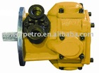Piston-type Air Drill Motors for Crawler Drills