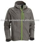 100% Polyester Men's Raincoat