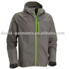 100% Polyester Men's Raincoat