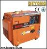 5.0kw diesel generator set