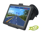 ZLM-A8 7inch HD portable GPS navigation for car