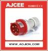 plug ,industrial electric plug , weatherproof plug