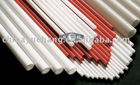 opaque quartz glass tube --( stock)