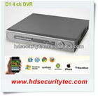 Ecnomic dvr recorder with h 264 network dvr software, support windows mobile, symbian, iPhone, Android, Blackberry