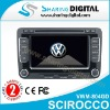 Sharing Digital Hot selling Car DVD VCD Player for SICROCCO