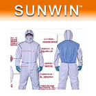 Nuclear Radiation Protection Suit , People Who Are In Potential Effects Area Must Have,