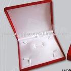 plastic jewelry set box gift box cardboard jewellery set box bracelet box