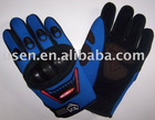 Motorcycle glove, racing glove, sports glove, bike glove
