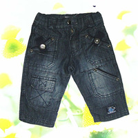 children's casual denim jeans, little Street cowboy