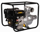 (4 inch)gasoline water pump