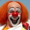 Red Clown Sponge