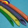 PVC plastic insulation tubing