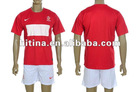2012-2013 euro Poland home & away soccer jerseys