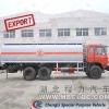 2axles fuel tank truck