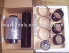 car carbon firbre air filter