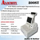 800ST Supermarket All-In-One POS System