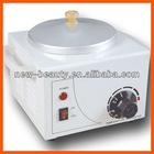 Depilatory wax heater/ wax warmer apparatus