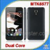 Dual sim dual core android 5 inch screen mobile phone