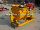 high efficiency mortar pump/conveyance pump/mortar spraying pump/mortar plaster pump