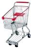 Round-pin Shopping Cart
