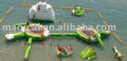 Hot summer Inflatable floating water game