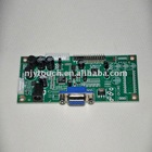 universal LCD AD board R.RM3451 with VGA for 800x600~1920x1200 display monitor
