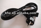 Hot sell ac power supply cord
